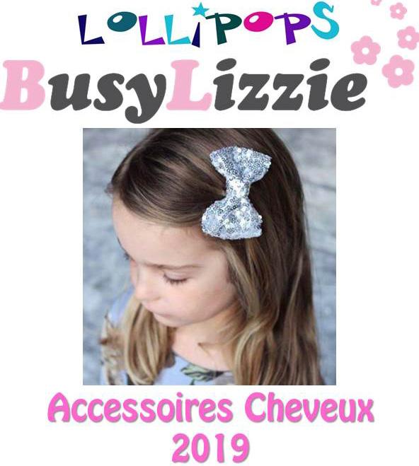 Accessoires Cheveux Buzy Lizzie