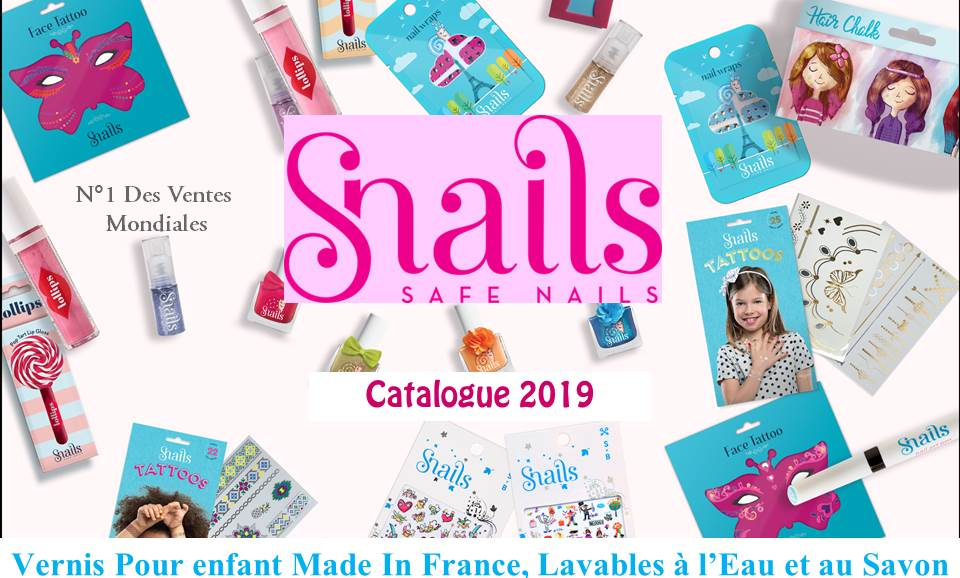 catalogue Snails 2019