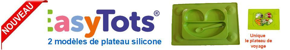 plateau silicone compartiments